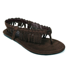 015-APACHE, Women's Indian or Gladiator Flat Costume Sandal