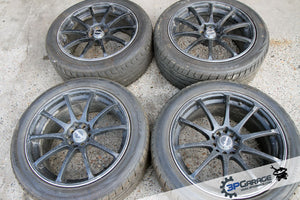 "18"" King Wheels with Tyres [#127]"