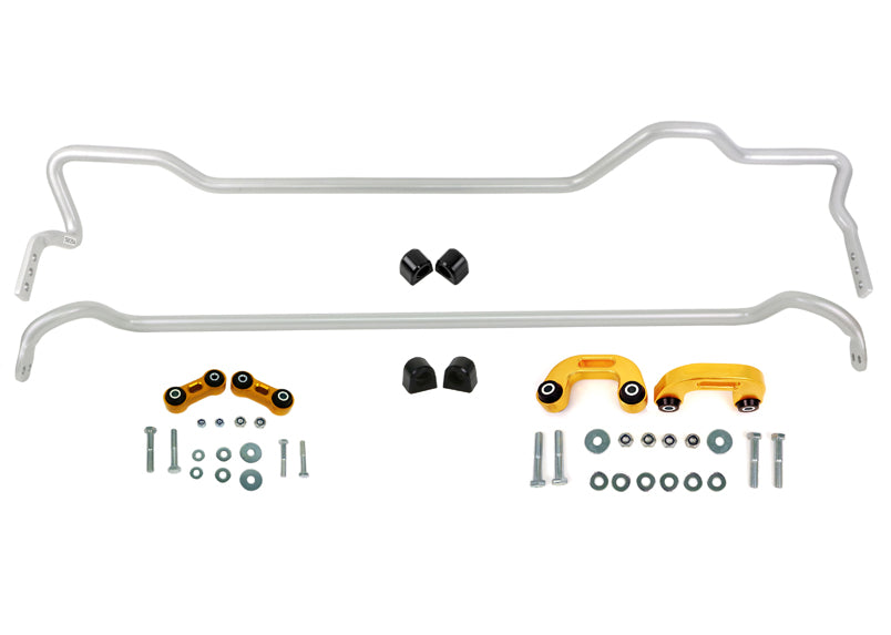 Front And Rear Sway Bar Vehicle Kit (WRX/STI 93-00)