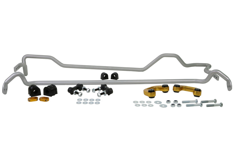 Front And Rear Sway Bar Vehicle Kit (WRX/STI 00-02)