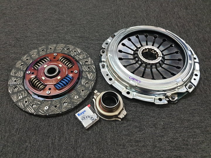 NPC7350 Heavy Duty Organic Pull Style Clutch Kit