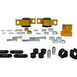 Front Essential Vehicle Kit (WRX/STI 00-02)