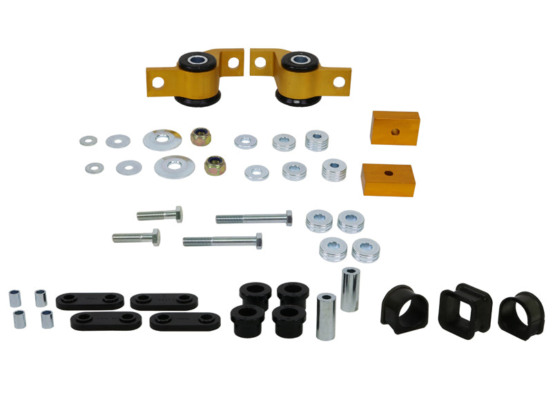 Front Essential Vehicle Kit (WRX 00-07, STI 00-04)