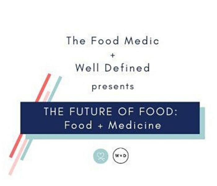 The Future of Food: Food + Medicine