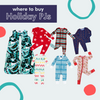 The Cutest Holiday PJs to Pair with Your MiliMili Sleep Sack