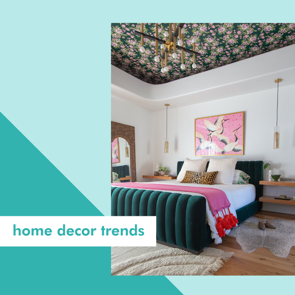 5 Home Decor Trends PERFECT for Your Modern Nursery
