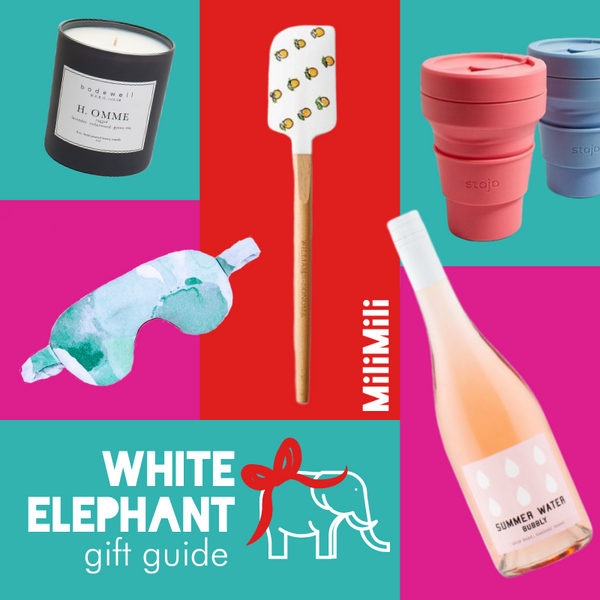 5 White Elephant Gifts They'll Want to Keep