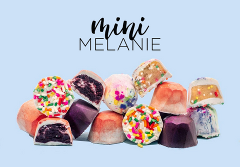 5 Delicious Baby Shower Treats You Can Order Online: Mini Melanie Cake Gems