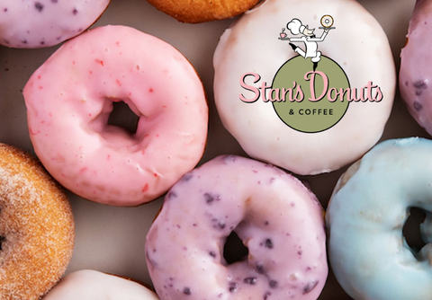 5 Delicious baby shower treats you can order online: Stan's Donuts