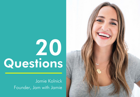 20 Questions with Jamie Kolnick - MiliMili - Day in the Life