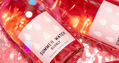summer water bubbly