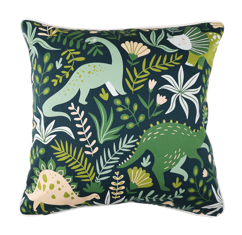 NEW ARRIVAL!!! Dino Forrest Cushion