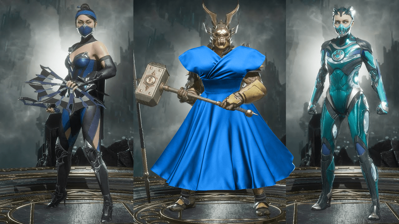 How the Mortal Kombat 11 Characters Are More Detailed Than Ever