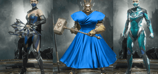MK11: How the Classic Mortal Kombat Characters Are More Detailed Than Ever Before