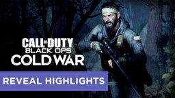 Call of Duty: Black Ops Cold War Reveal Highlights
