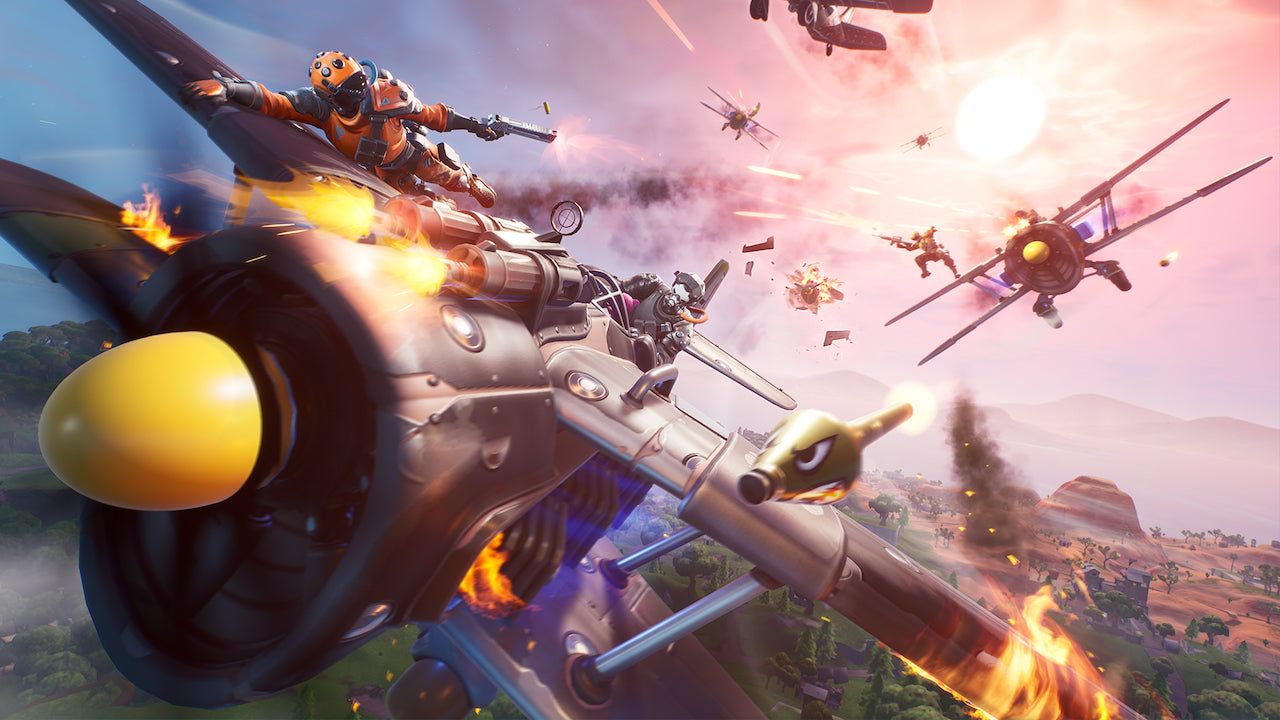 Fortnite Anniversary: The Vault's Greatest Hits