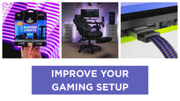 Tips for Improving Gaming Setups