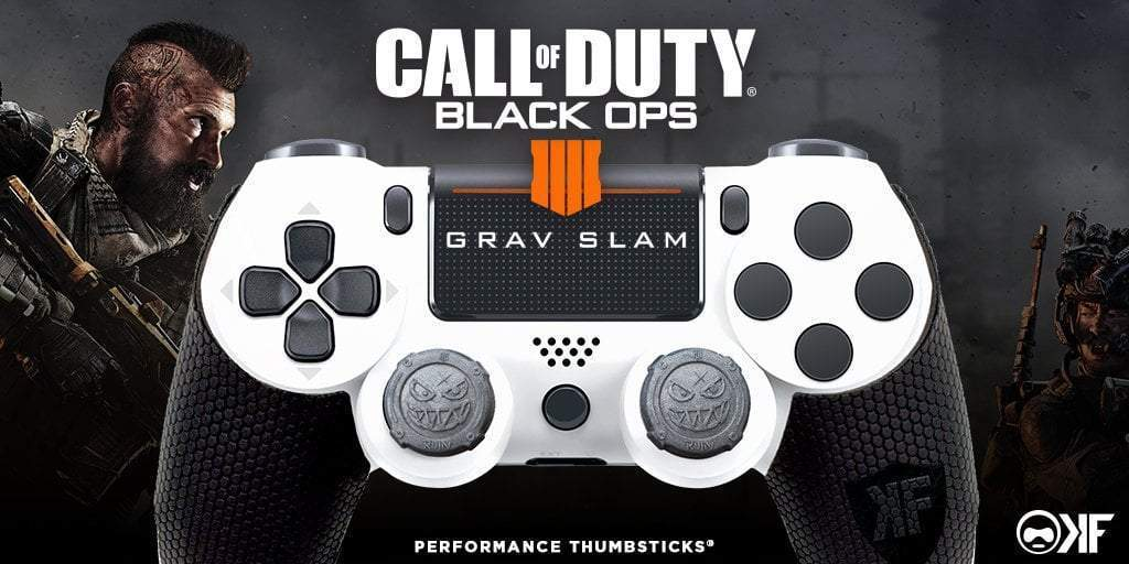 KONTROLFREEK® ADDS GRAV SLAM TO ITS LINE OF CALL OF DUTY® PERFORMANCE THUMBSTICKS®