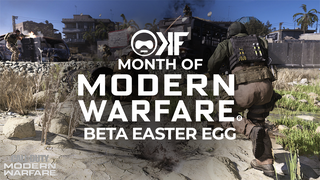 The Modern Warfare Beta Easter Egg That Almost Nobody Caught