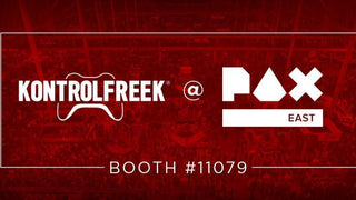 Congrats to KontrolFreek Winners for PAX East 2018!