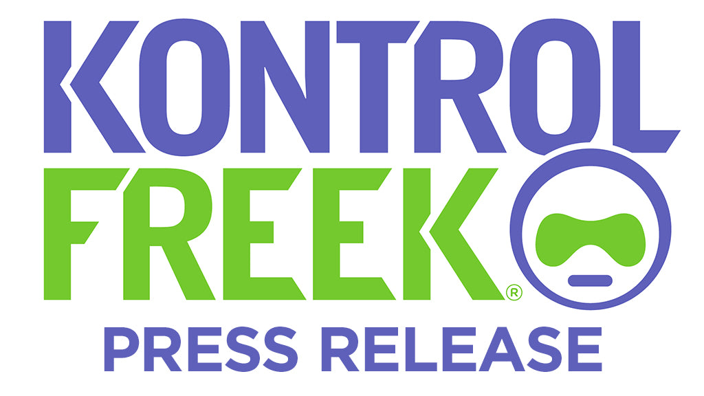 KontrolFreek® Brings Performance Gaming Gear™ to MLG VEGAS 2016