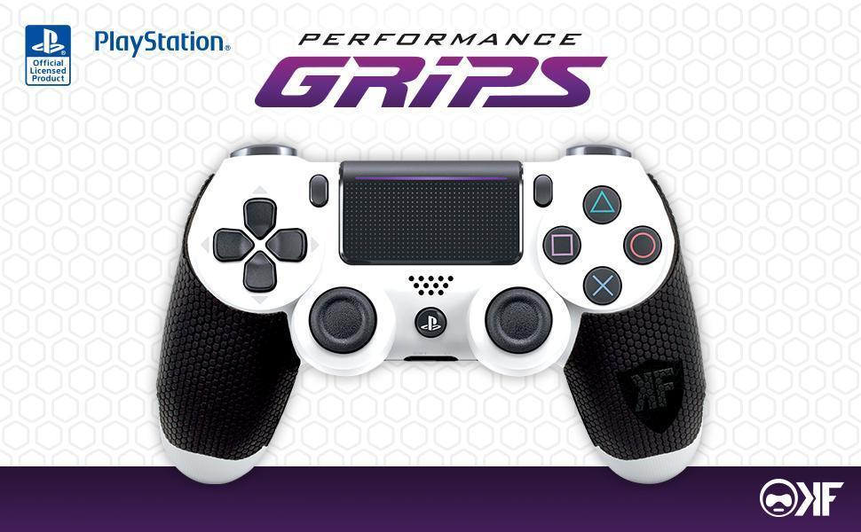 KontrolFreek® Partners with Sony on Performance Grips for PlayStation®4