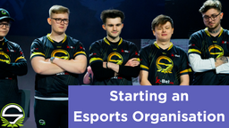Team Singularity Owner Shares Top Tips for Starting an Esports Organization