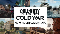 New Maps Confirmed for Call of Duty: Black Ops Cold War