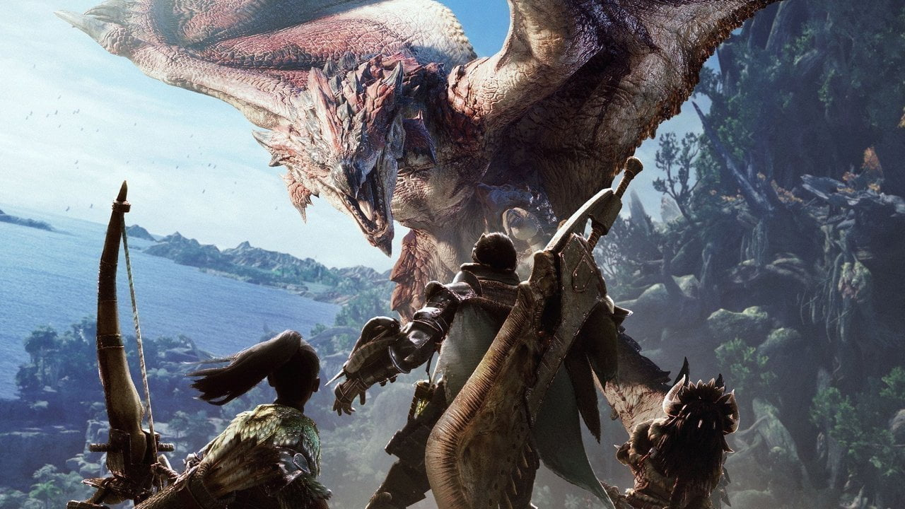 3 Reasons Why Our Designer, Carlos, Is Hyped For Monster Hunter: World