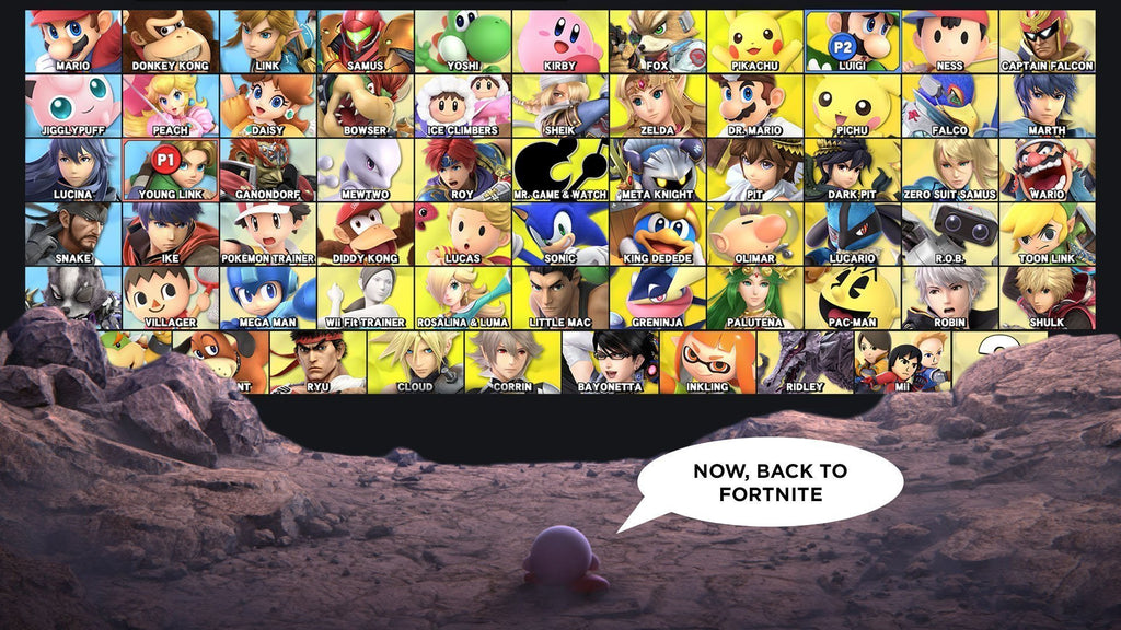 Smash Bros  Ultimate: Why You Should Play World of Light Last