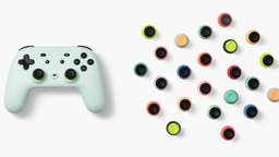 Do KontrolFreek Thumbsticks fit on the Google Stadia Controller?