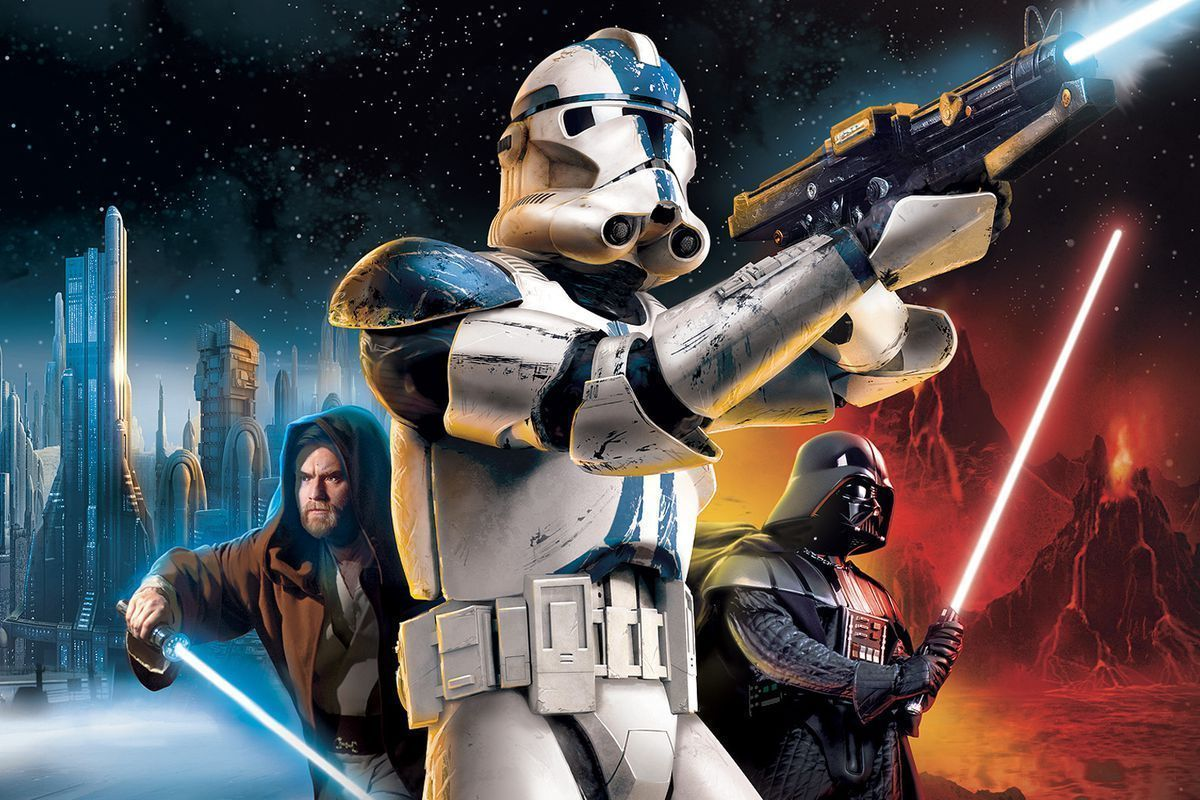 11 Star Wars Games That Defined Our Childhoods