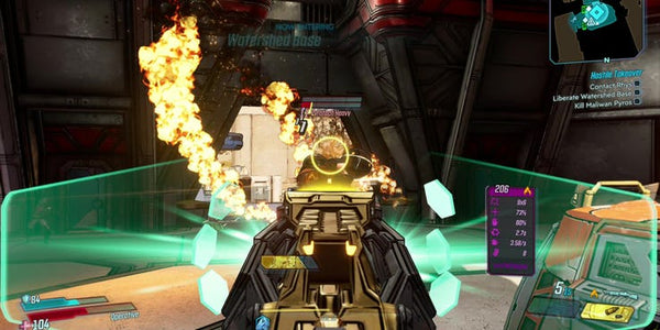 How Gearbox is Changing Up Borderlands 3's Weapons in Crazy Ways