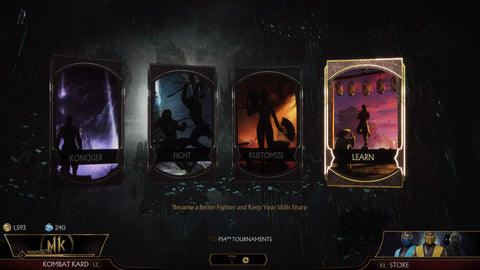 Mortal Kombat 11 Controller Guide: How to be Absolutely Fatal