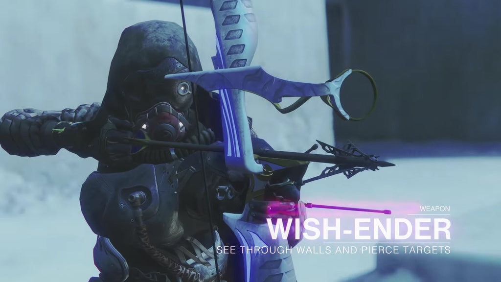 2ecd24af979 Wish-Ender is a total powerhouse. This exotic bow gives you the ability to  see through walls and anticipate oncoming enemies.