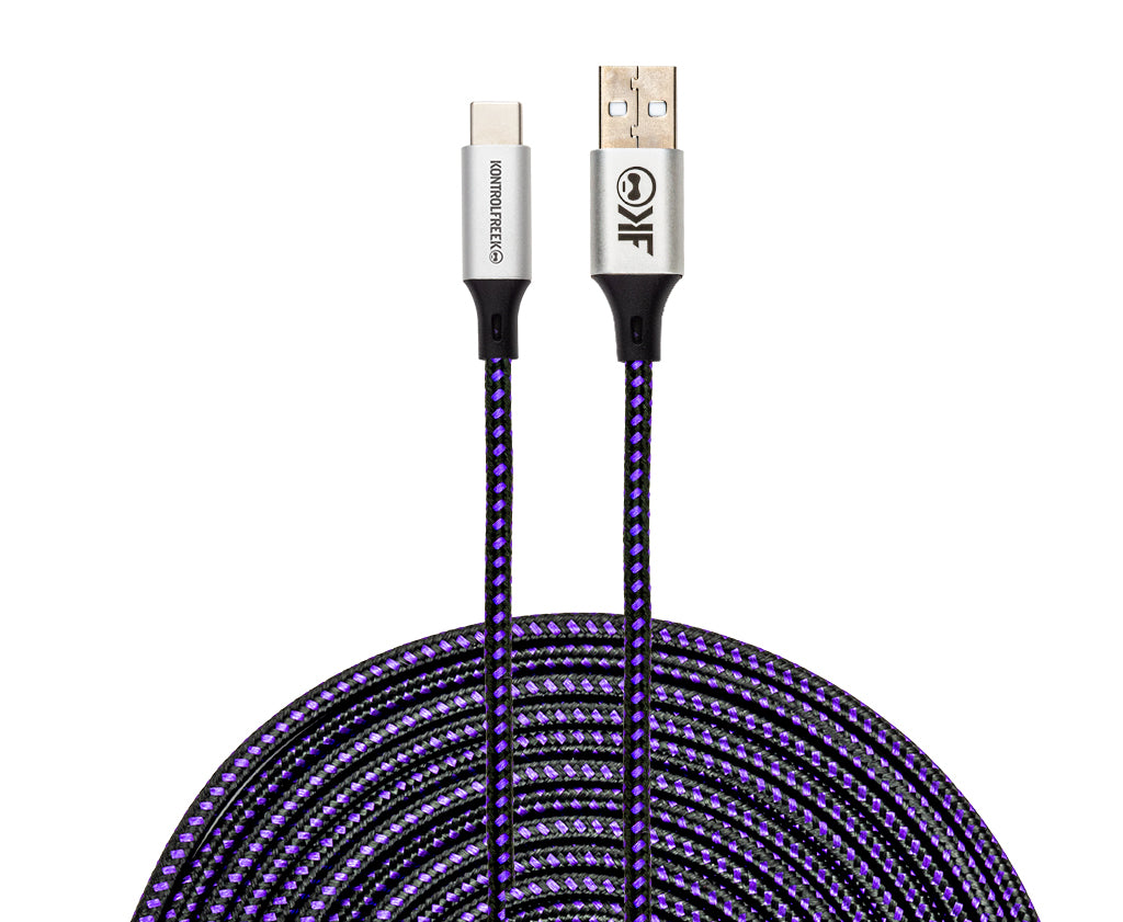USB A-to-C Gaming Cable™