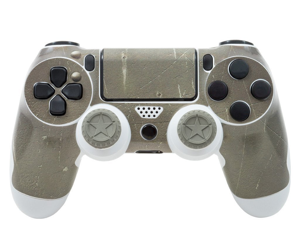 Kontrolfreek Battle Tested Controller Skin
