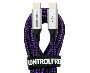 12' USB C-to-C Gaming Cable™