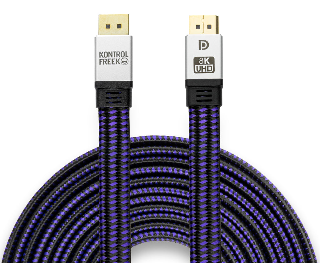 12' DisplayPort Gaming Cable
