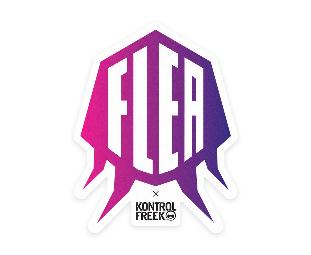 FREE Flea Sticker