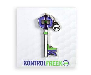 Kontrolblade Collector's Pin - Limited Edition