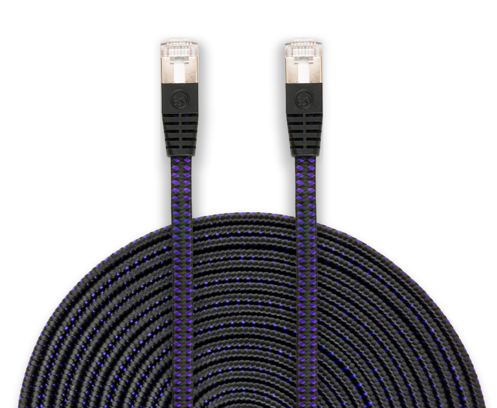 12FT CAT-6 Ethernet Gaming Cable