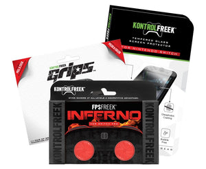 Switch Pro Bundle - KontrolFreek