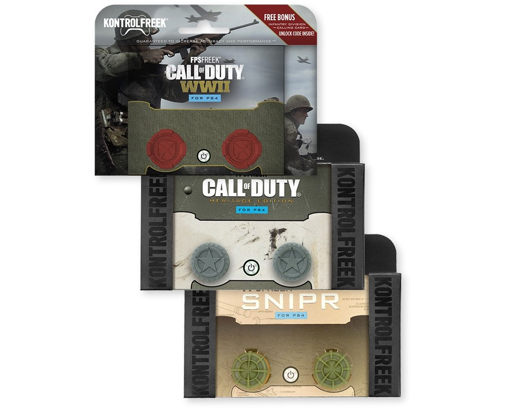 Perfect Arsenal WWII - KontrolFreek