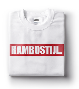 GEEF! T-shirt RS Wit