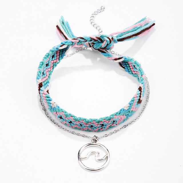 Beach Anklet Allergy Free Vintage