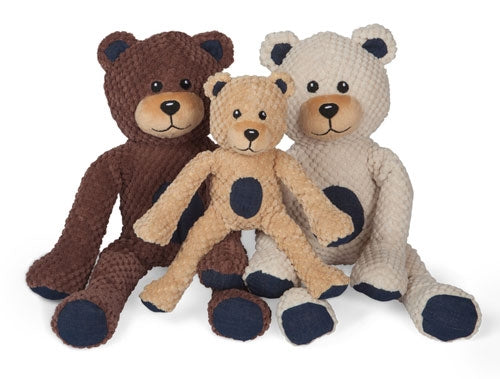 Floppy Teddy Bear Toy Assorted