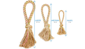 BeCoRope - Eco Friendly Rope Toy