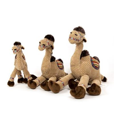Floppy Camel Dog Toys