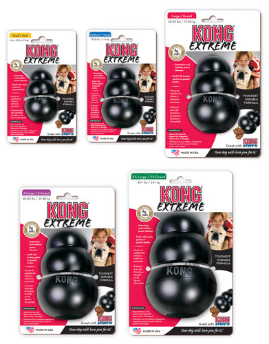 Extreme Kong® Toy - Black